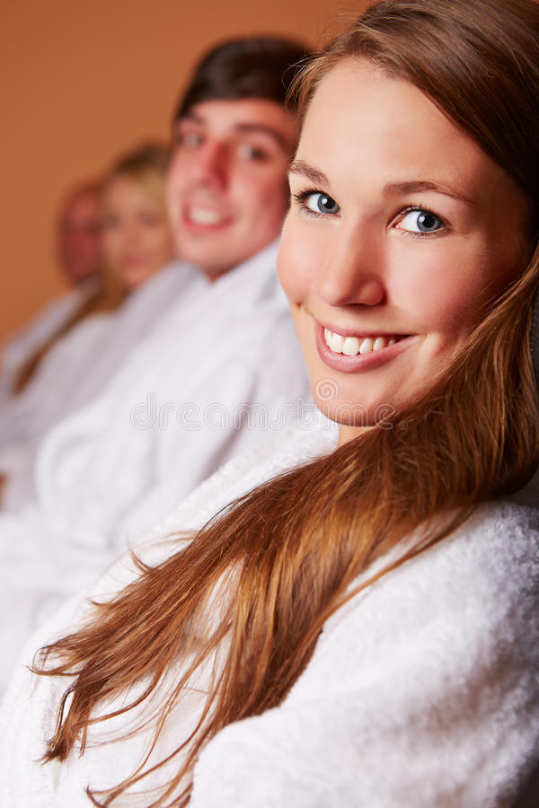 Download Attractive Woman Relaxing After Stock Photo - Image: 27951662