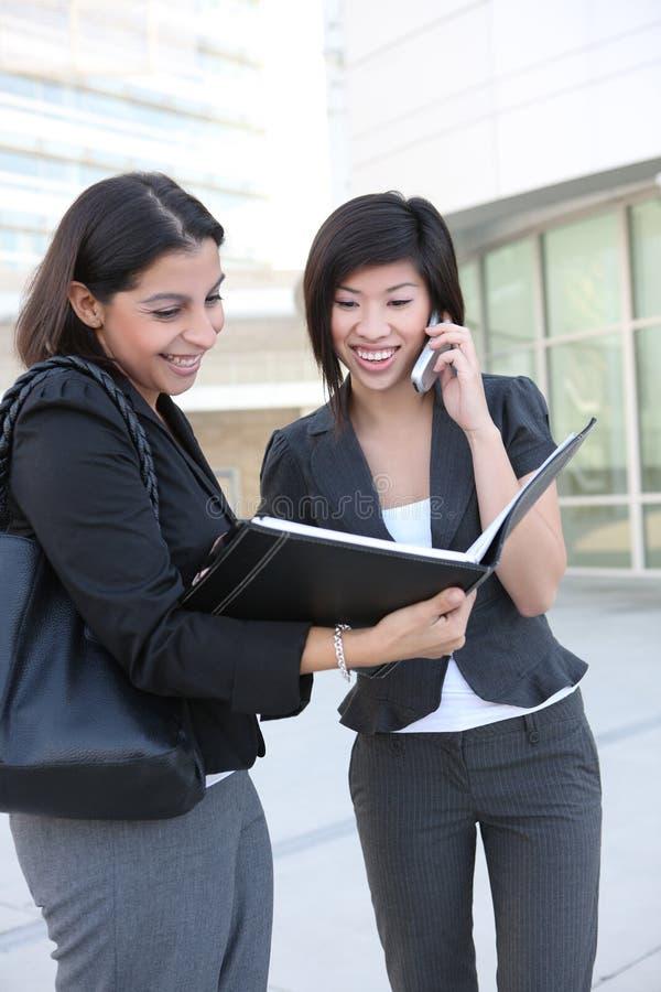 Attractive Women Business Team Stock Photos