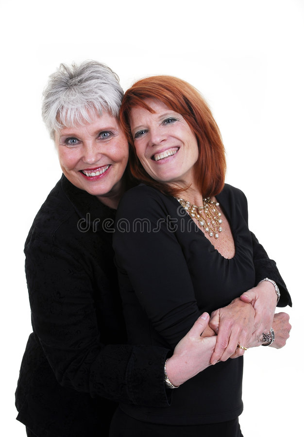 Download Attractive Women Over 50 Stock Image - Image: 4874841