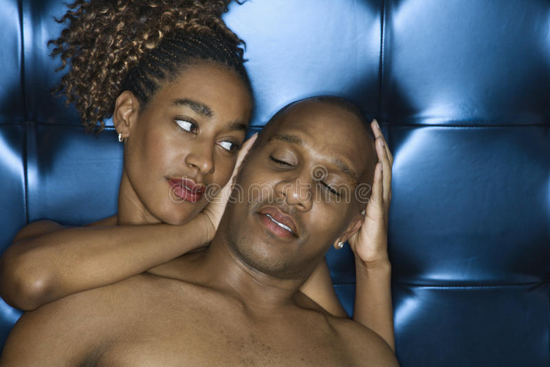 Download Attractive Young Couple Sharing A Tender Moment Stock Image - Image: 12982493