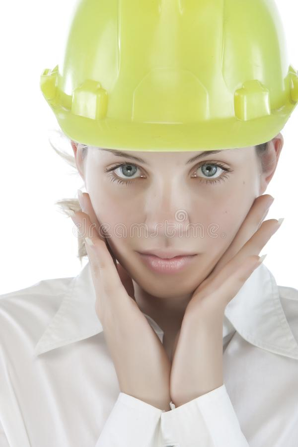 Download Attractive young engineer stock photo. Image of homes - 9964694