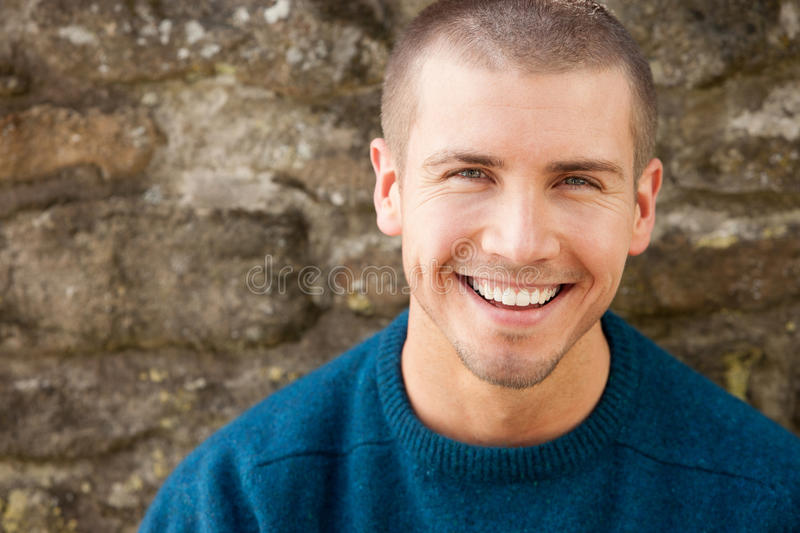 Download Attractive young man stock photo. Image of stubble, background - 28824526