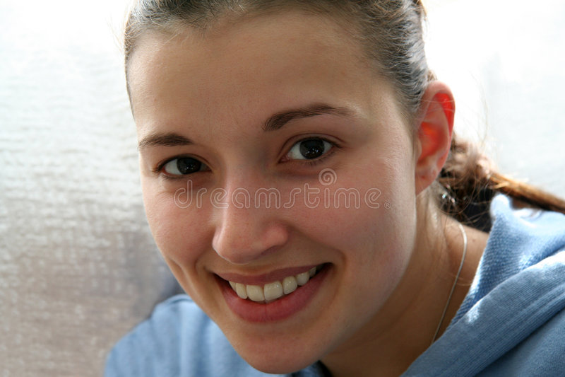 Download Attractive Young Woman stock photo. Image of youth, assistant - 1613018