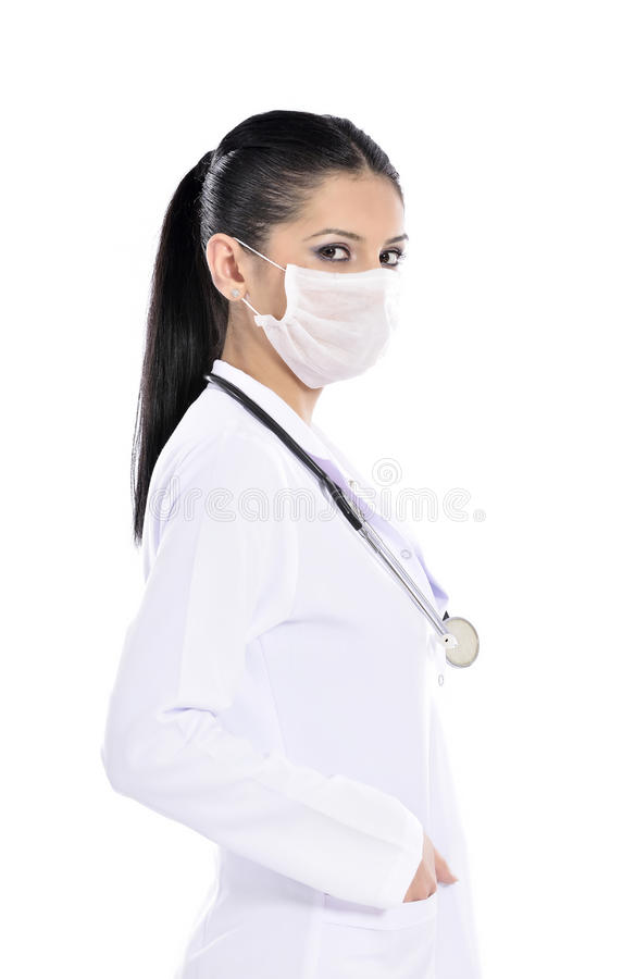 Download Attractive Young Woman Doctor Stock Photo - Image: 38724806