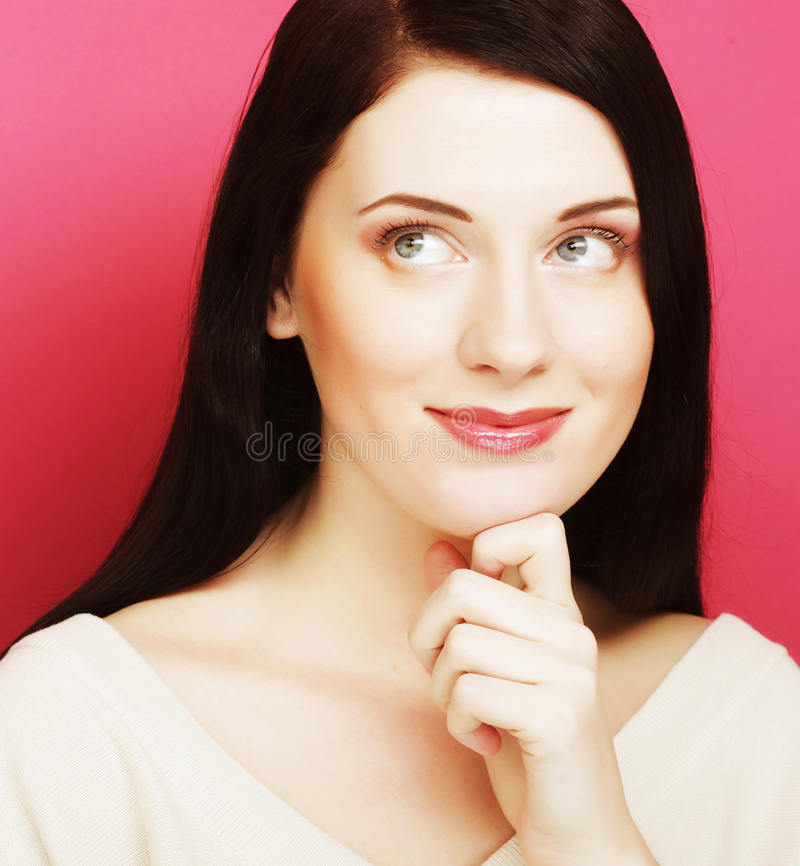 Download Attractive young woman stock image. Image of fresh, caucasian - 39903503