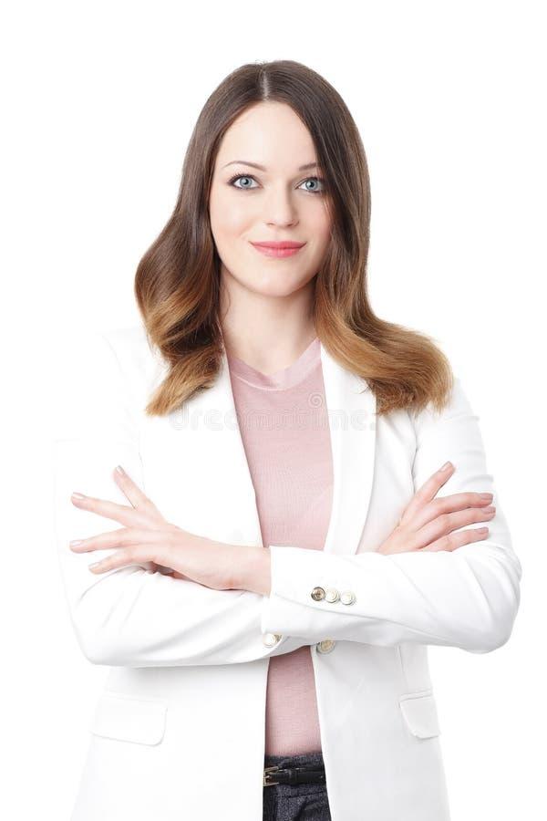 Attraktiv barnallmäntjänstgörande läkare arkivfoton