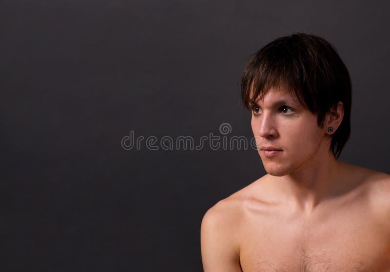 attraktiv look fotografering för bildbyråer
