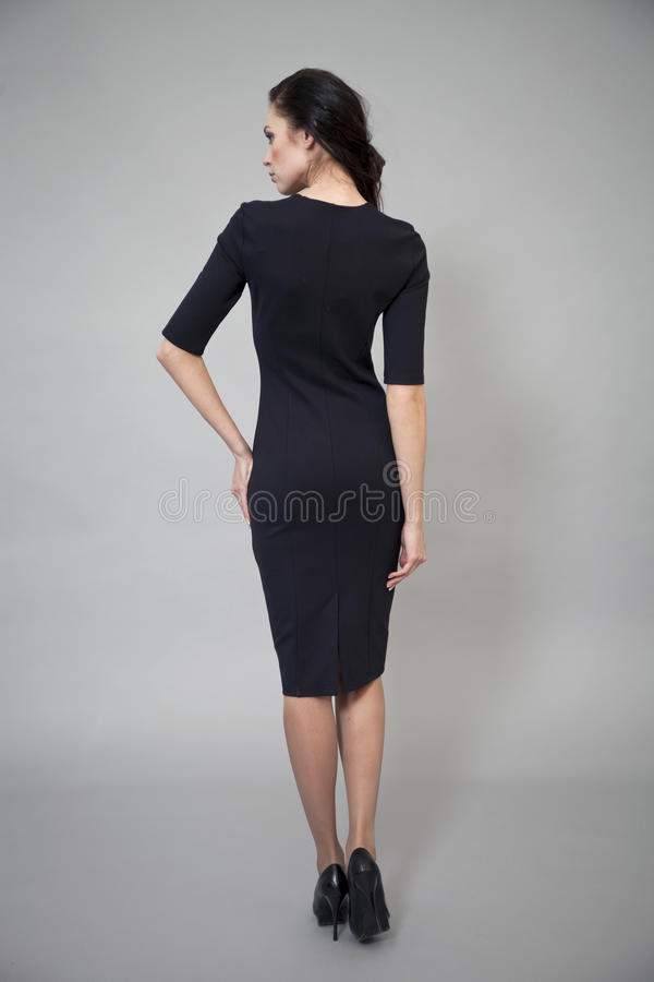 Download Attraktiv Nätt Caucasian Kvinnlig Modell Fotografering för Bildbyråer - Bild av modell, full: 37346301