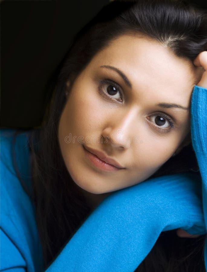 attraktive Frau stockbilder