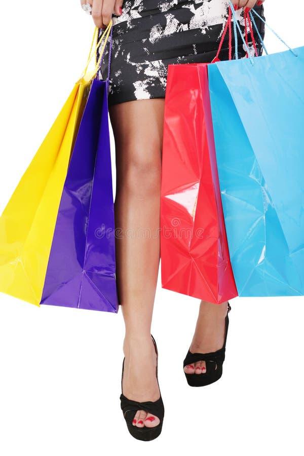Download Attraktive Frau stockfoto. Bild von hoch, wahl, klient - 27732764