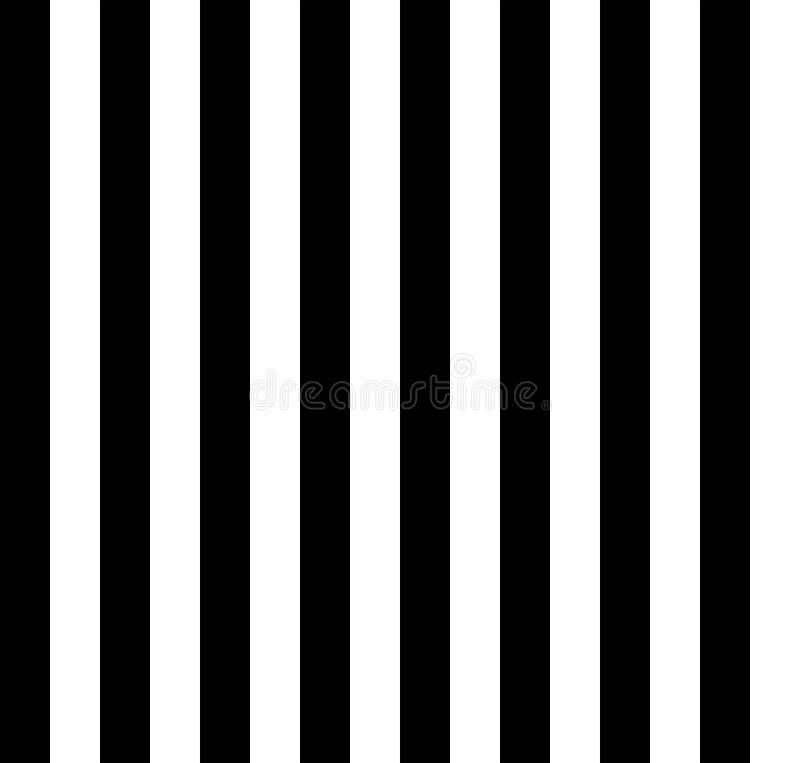 Attraversamento della zebra Strisce in bianco e nero del modello Textur senza cuciture illustrazione vettoriale