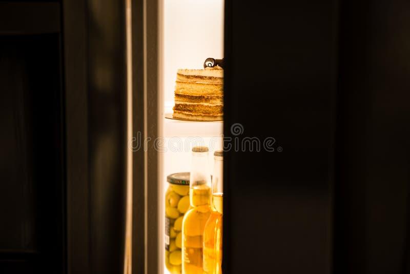 Attrazione a luce fotografie stock