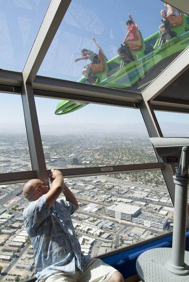 Attrazioni a Las Vegas immagini stock