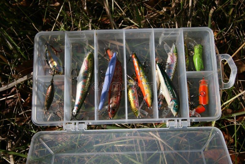Attrezzatura di pesca #2 immagini stock libere da diritti