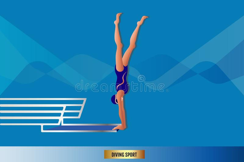 Attrezzatura di sport acquatico Gioco di attività dell'atleta in concorrenza fotografia stock