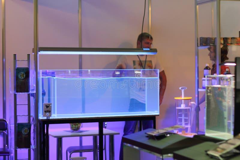 Attrezzatura per gli acquari marini prima mostra ucraina for Acquari moderni