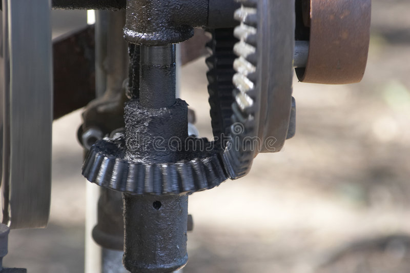 Download Attrezzi immagine stock. Immagine di grasso, denti, olio - 220079