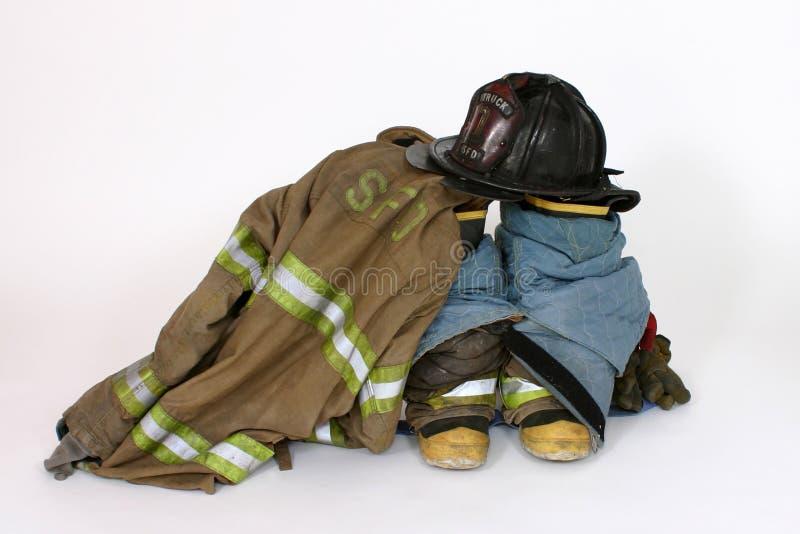 Attrezzo del fuoco fotografia stock