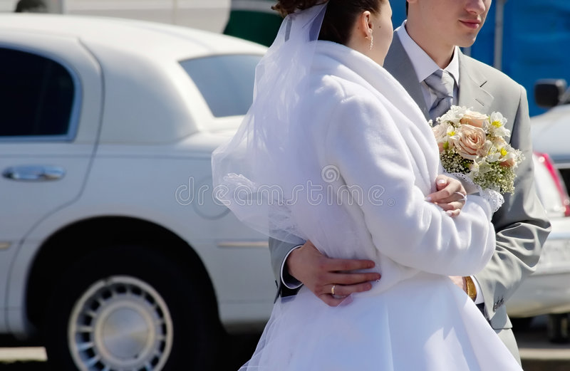 Attributi Wedding immagine stock