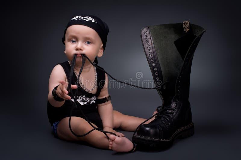 Attuatore-bambino immagine stock libera da diritti