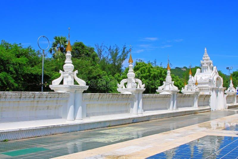 Atumashi Monastery, Mandalay, Myanmar. The Atumashi Monastery is a Buddhist monastery located in Mandalay, Myanmar. It was built in 1857 by King Mindon, two stock image