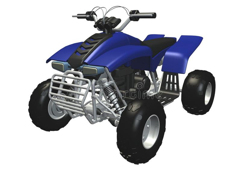 atv stock illustrationer