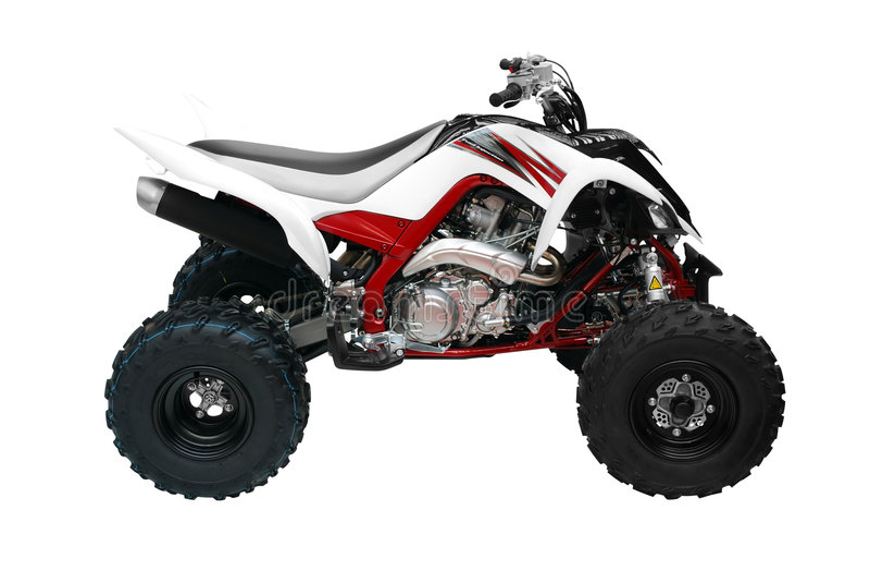 Download Atv stock photo. Image of power, four, quad, quadbike - 8621398