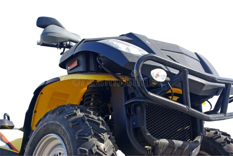 ATV - facciata frontale illustrazione di stock