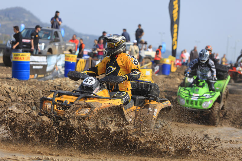 Download ATV race editorial stock photo. Image of gear, power - 11991973