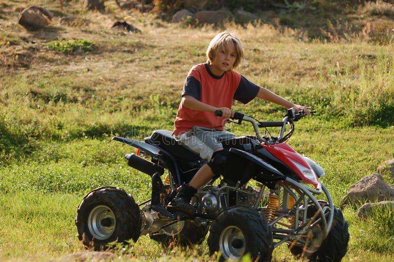 Download ATV racer stock image. Image of quadbike, teenager, terrain - 3661183