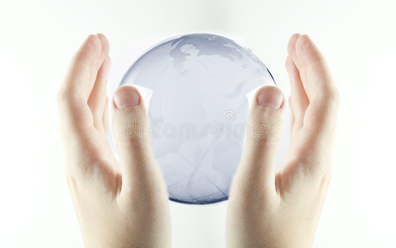 Außer Erde lizenzfreies stockbild