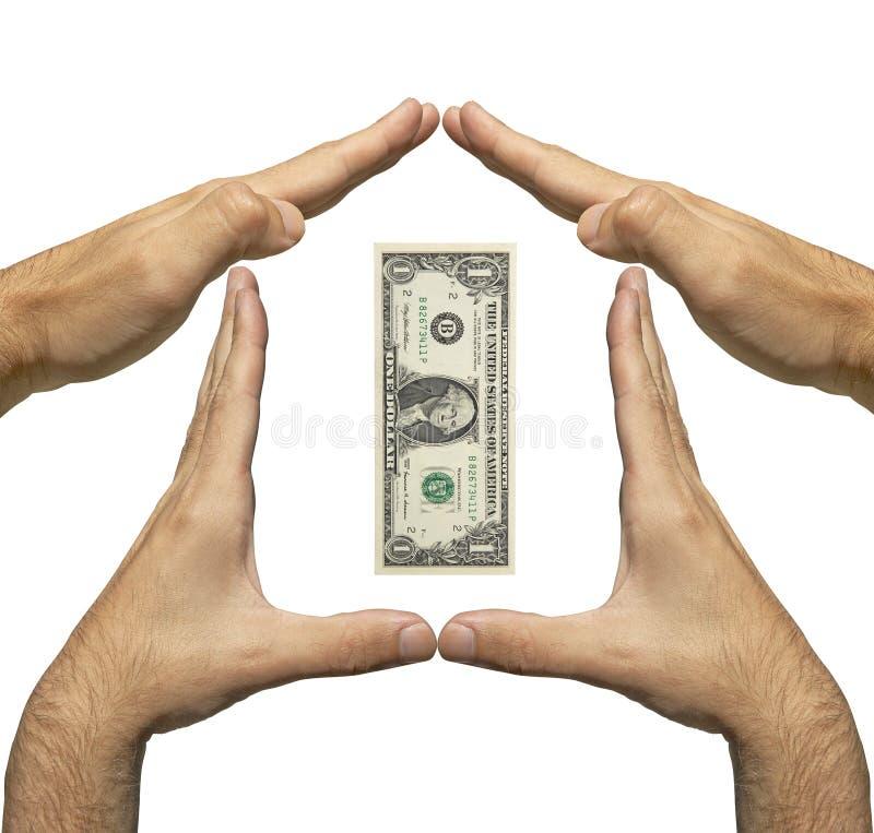 Außer Ihrem Geld! lizenzfreie stockfotografie