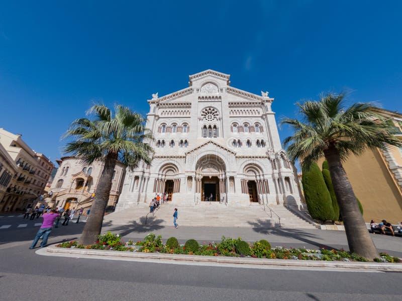 Außenansicht des historischen Heiligen Nicholas Cathedral stockfotos