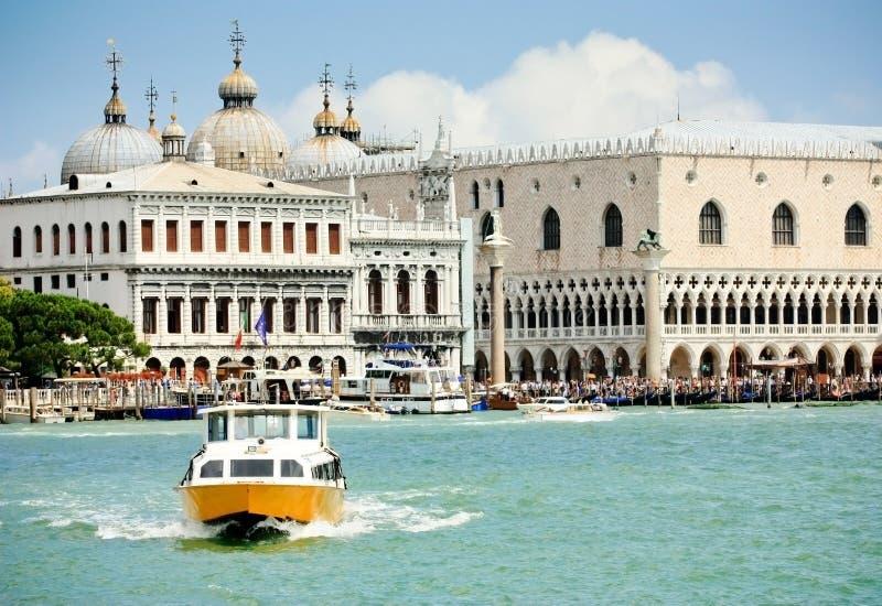 Au coeur de Venise images stock