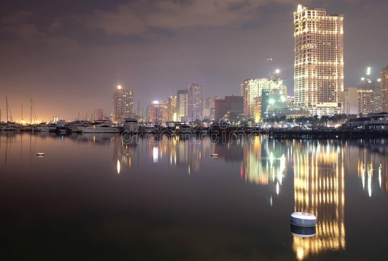 Au delà de la vie de ville image libre de droits