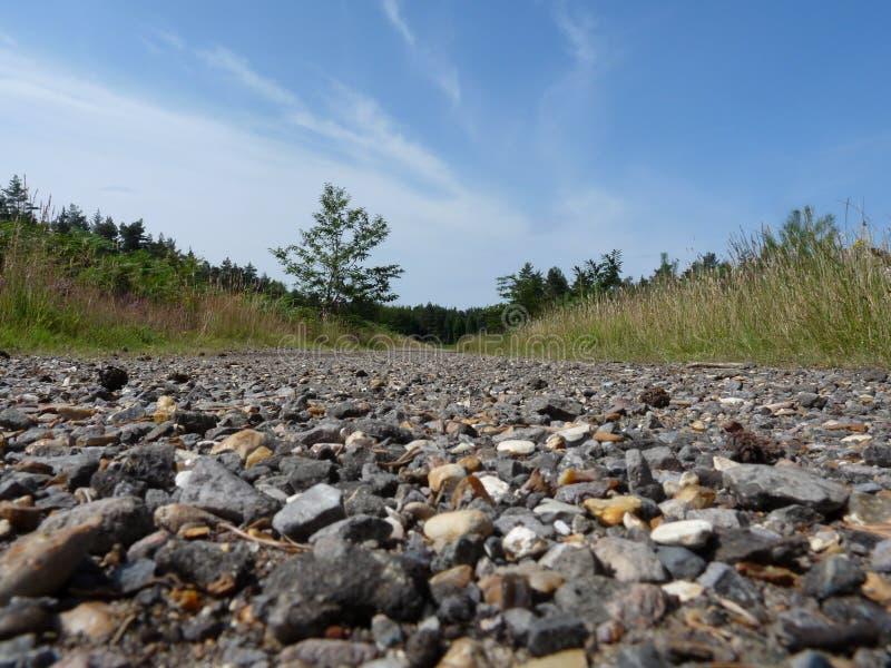 Au sol de Stoney image libre de droits