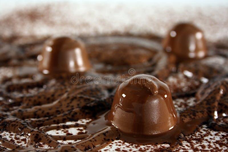 Aubaine de chocolat photographie stock