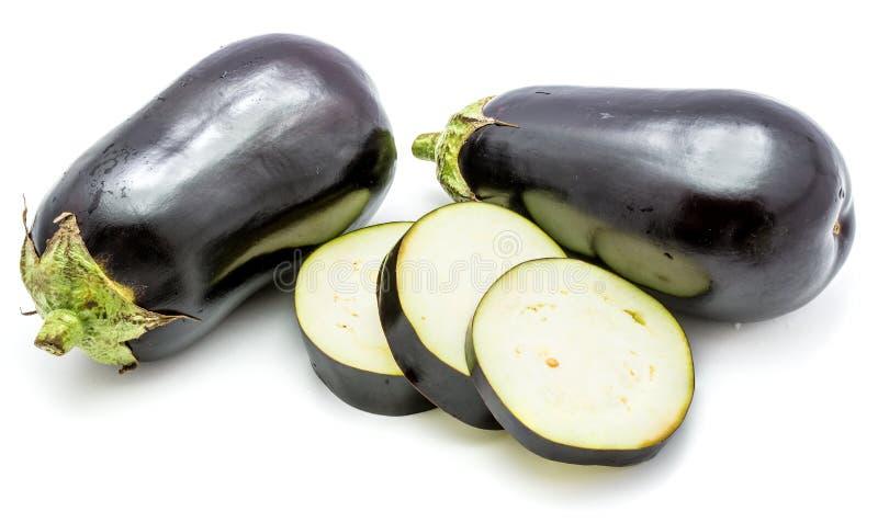 aubergine fotografering för bildbyråer