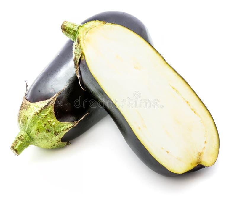 aubergine arkivfoton
