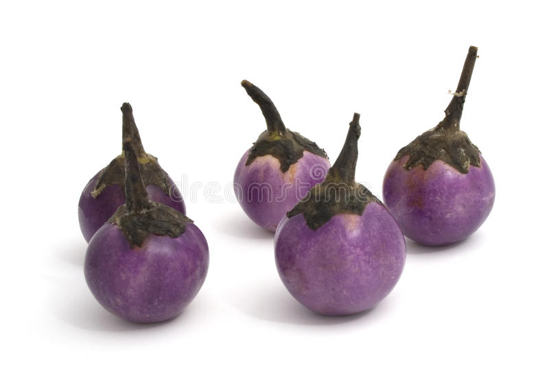 Download Aubergine stock image. Image of exotic, small, violet - 10437851