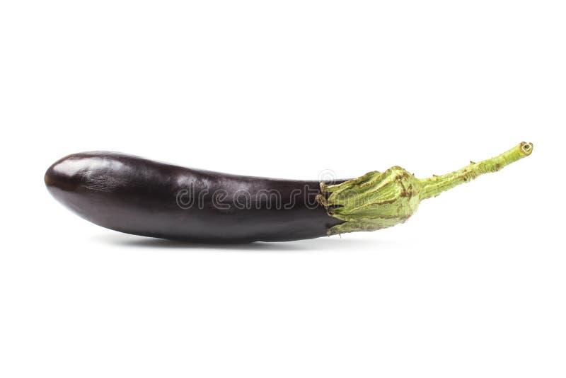 aubergine stock foto's