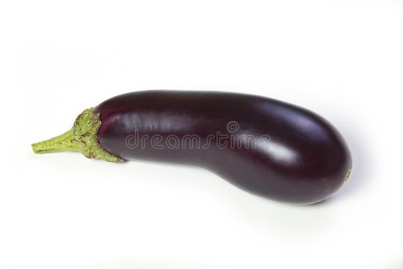 Aubergine lizenzfreies stockfoto