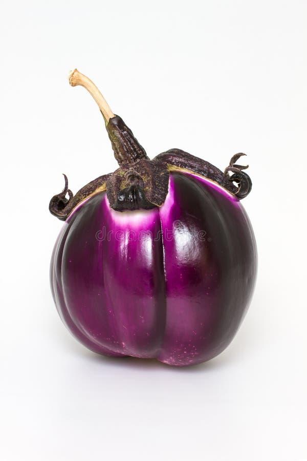 Aubergine stock afbeelding