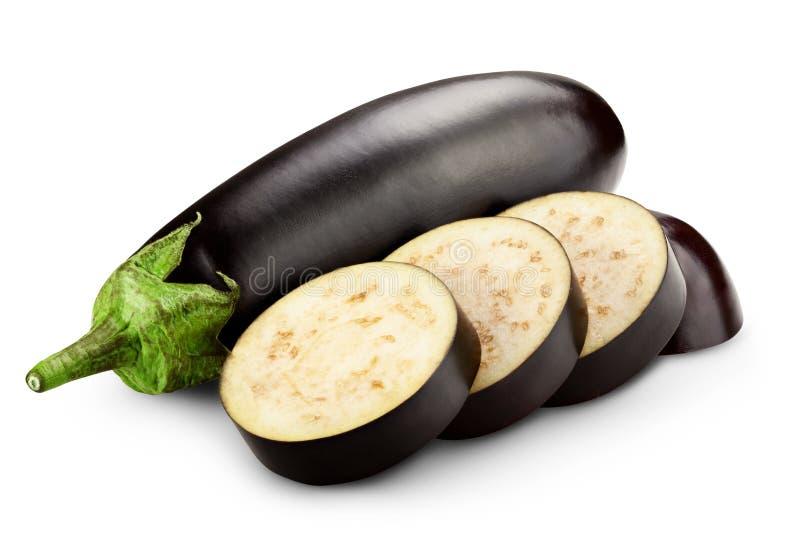 aubergine royalty-vrije stock fotografie