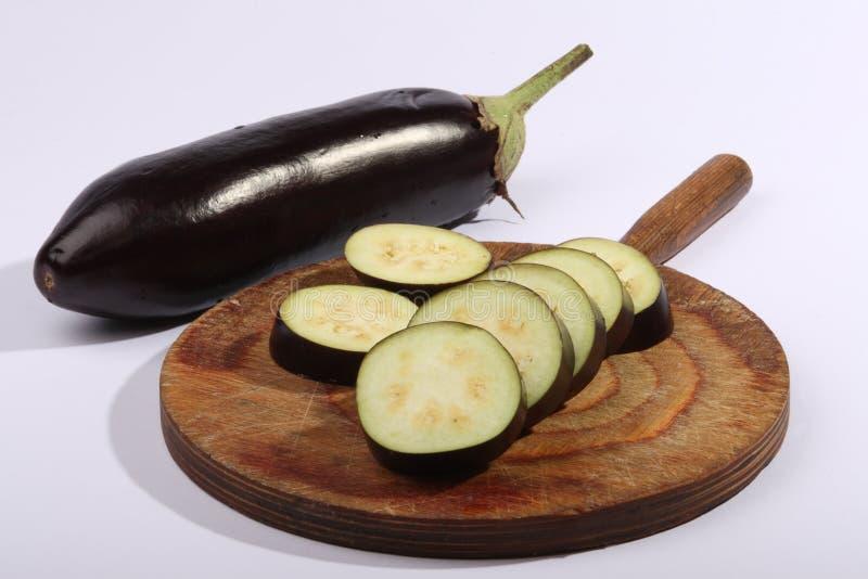 aubergine arkivfoto