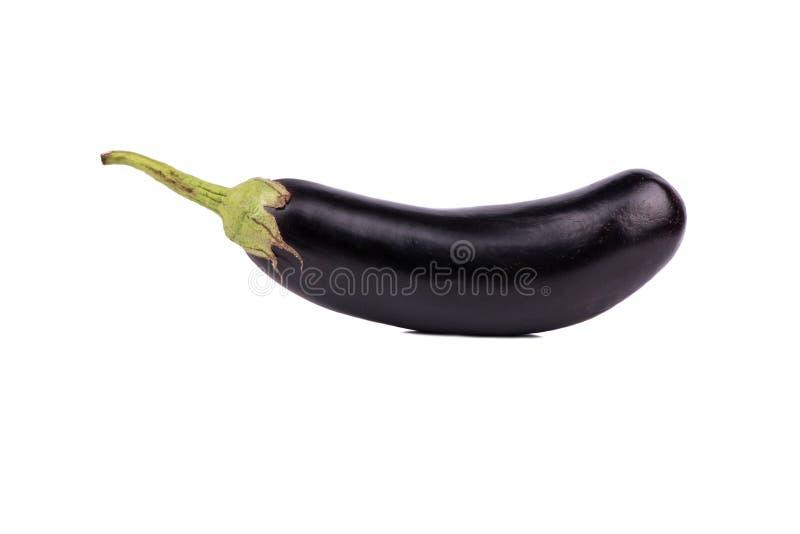 aubergine stock fotografie