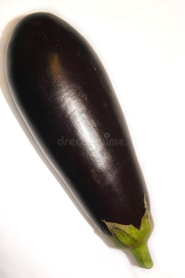 Download Aubergine photo stock. Image du légumes, blanc, centrale - 61486
