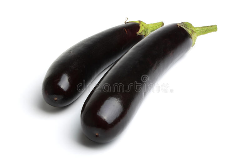 Aubergine stock images