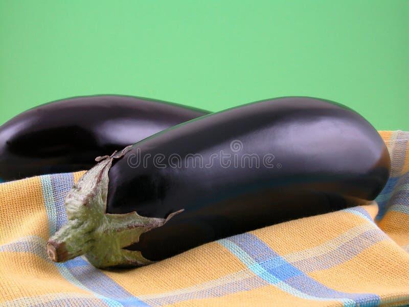 Aubergines photos libres de droits