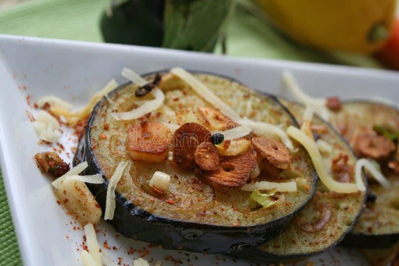 aubergines obraz stock